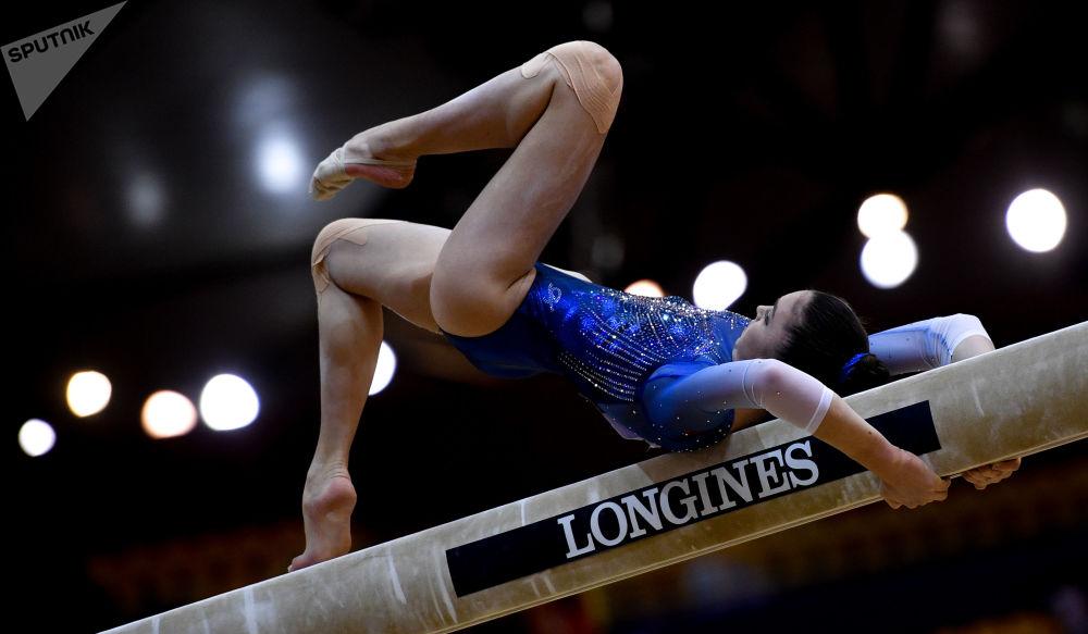 Mistrzostwa Świata w Gimnastyce Sportowej w Dosze