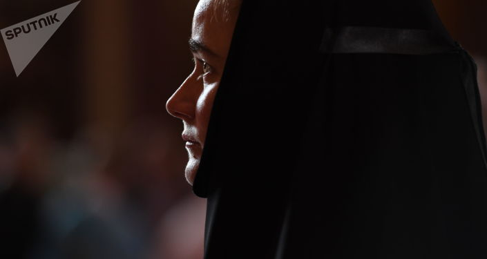 Uroczystości w cerkwi prawosławnej