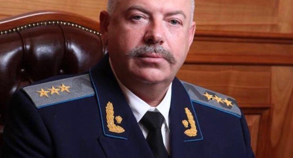 Były prokurator generalny Ukrainy Swiatosław Piskun