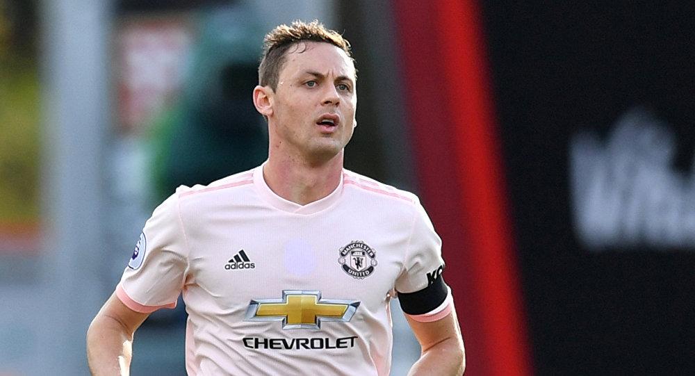 Serbski piłkarz, pomocnik angielskiego klubu Manchester United, Nemanja Matić