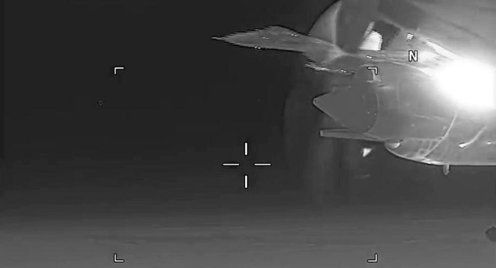 Operacja przechwycenia amerykańskiego samolotu EP-3 Aries przez rosyjski Su-27