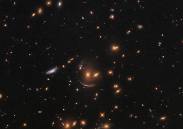 Uśmiech w kosmosie