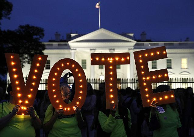 Pośrednie wybory do Kongresu 2018