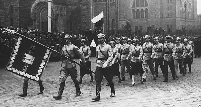Legion Młodych, 1933 rok