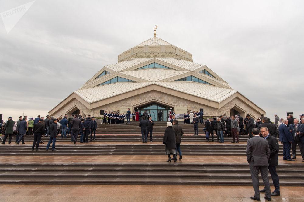Meczet Allan Gly - Kwiat Najwyższego w Astanie