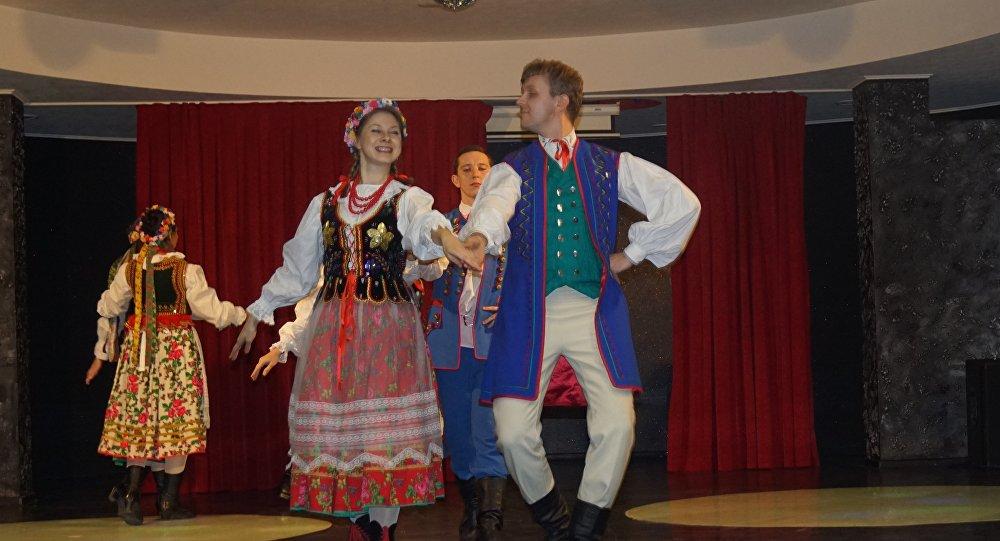 Festiwal Zespołów Polonijnych w Rosji