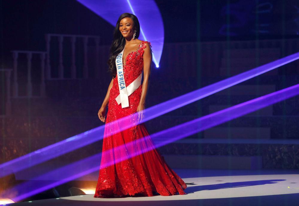 """Przedstawicielka RPA, druga finalistka konkursu piękności """"Miss International – 2018"""" w Tokio"""