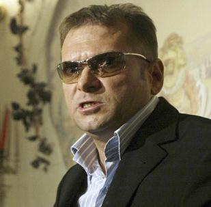 Detektyw Krzysztof Rutkowski