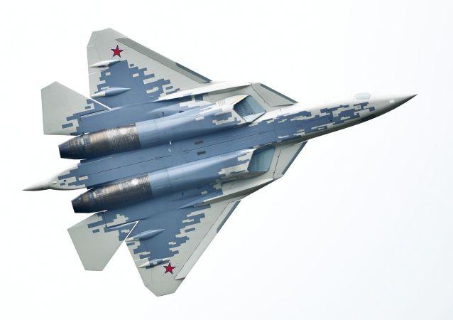 Wielozadaniowy myśliwiec Su-57