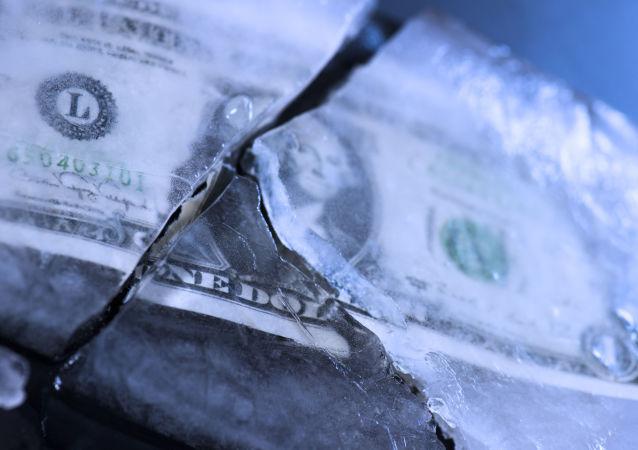 Porwany dolar