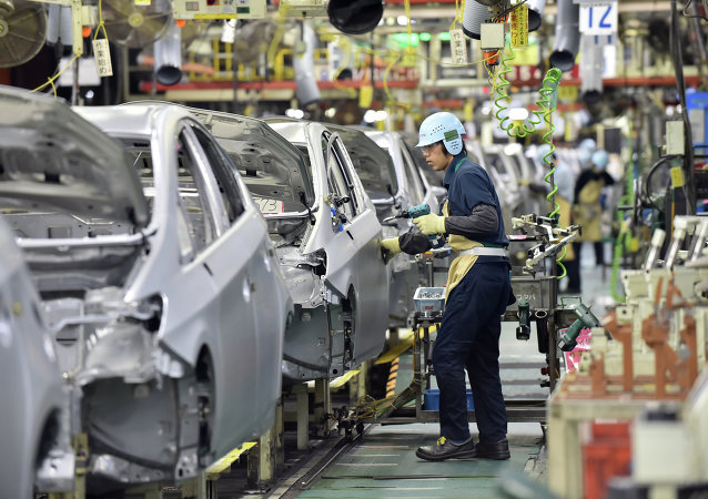 Fabryka Toyota Motor
