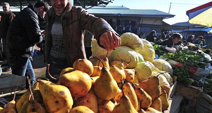 Handel gruszkami