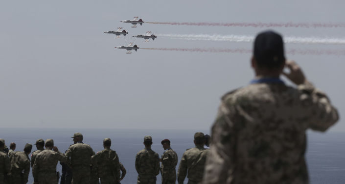 Zespół akrobacyjny Tureckich Sił Powietrznych Türk Yıldızları