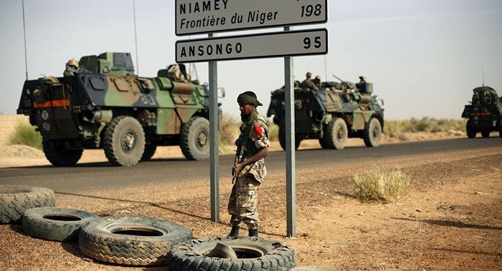 Granica w Nigrze
