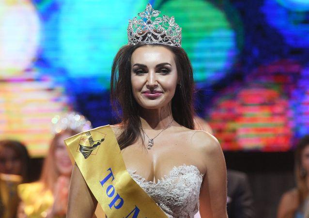 Anastazja Boksza nagrodzona w kategorii  Top model Plus 2018