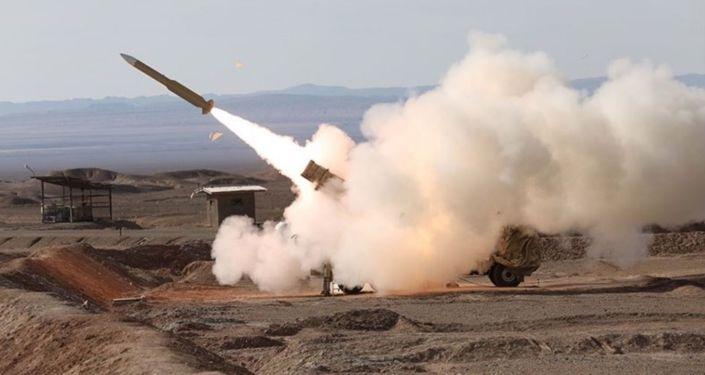 Testy pocisków do systemu rakietowego Mersad