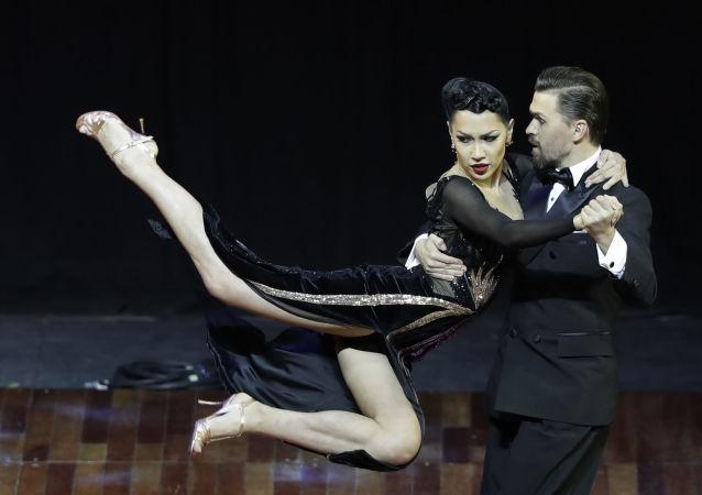Mistrzostwa Świata - tango