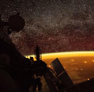 Ziemia z pokładu Międzynarodowej Stacji Kosmicznej