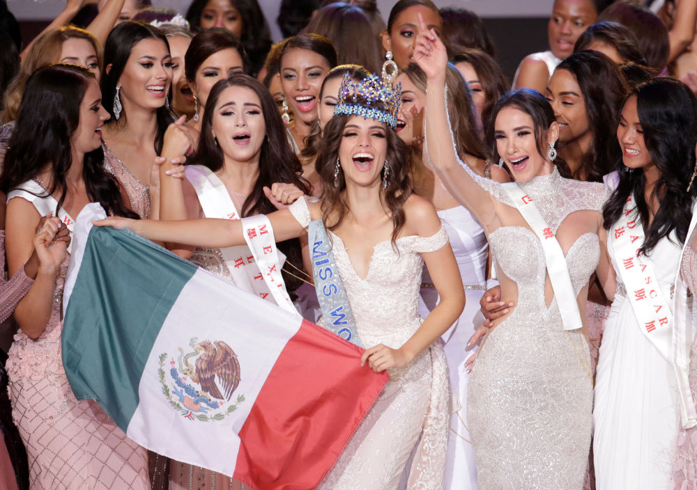 Miss World 2018 Vanessa Ponce de Leon