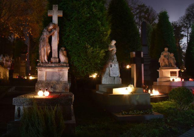 Cmentarz Łyczakowski, Lwów