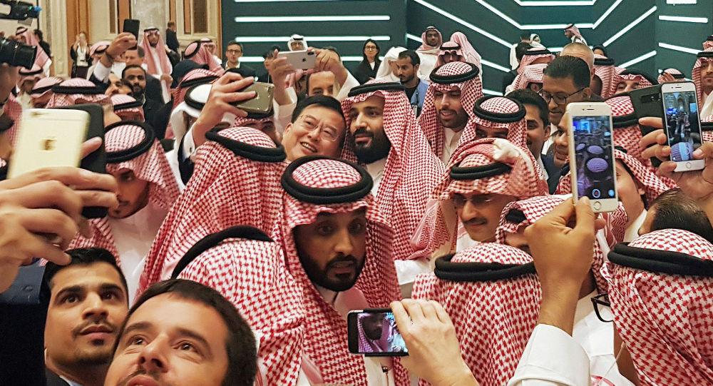 Saudyjski książę Muhammad ibn Salman al-Saud