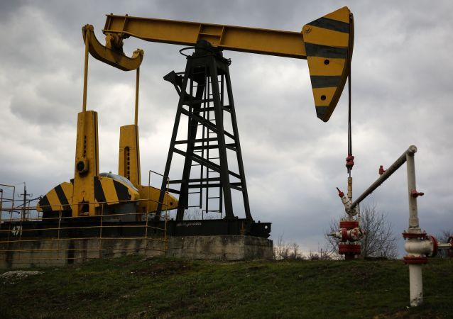 Wydobycie ropy