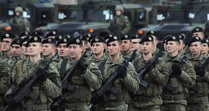 Kosowskie Siły Bezpieczeństwa