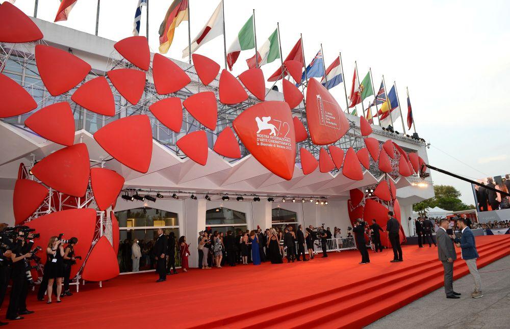 Otwarcie 72. Międzynarodowego Festiwalu Filmowego w Wenecji