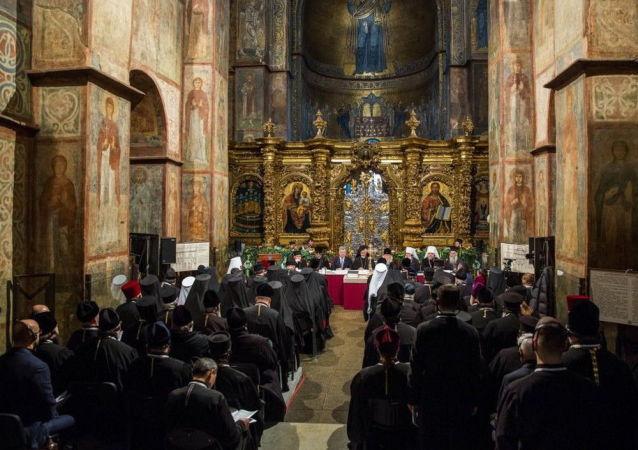 Sobor zjednoczeniowy Kościołów prawosławnych