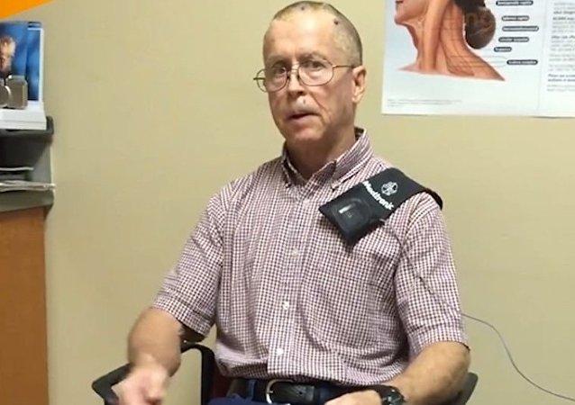 Urządzenie, które pomaga cierpiącym na chorobę Parkinsona