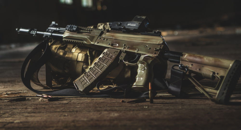 Nowy karabin AK-12