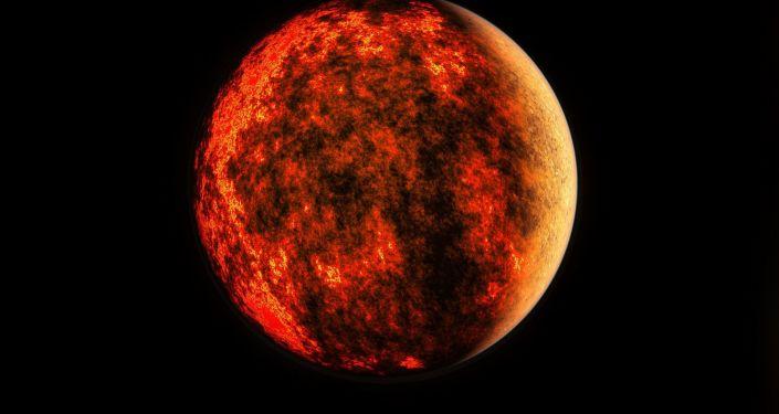 Planeta Słońce