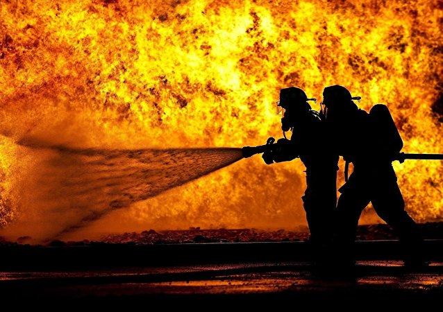 Gaszenie pożaru