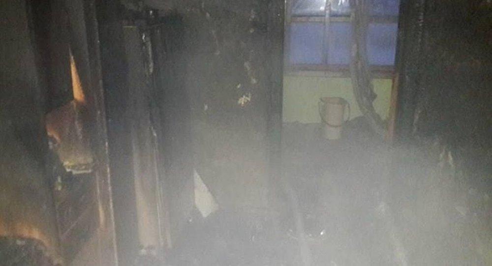 Tragiczny pożar w Orsku.