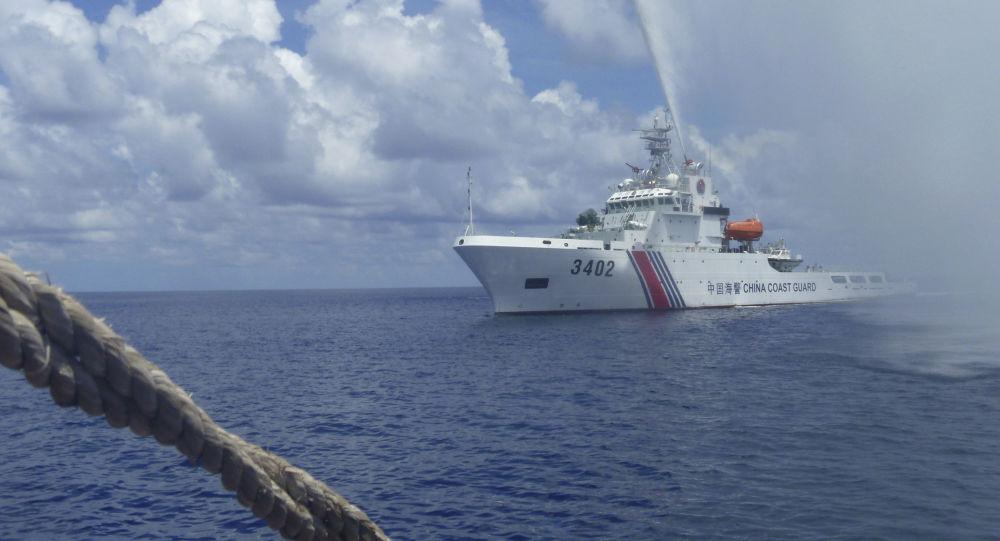 Statek ochrony brzegowej ChRL