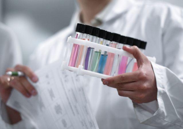 Moskiewskie laboratorium antydopingowe
