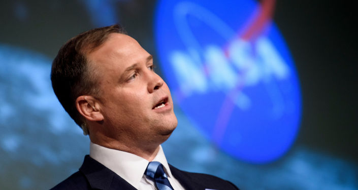 Dyrektor NASA, Jim Bridenstine
