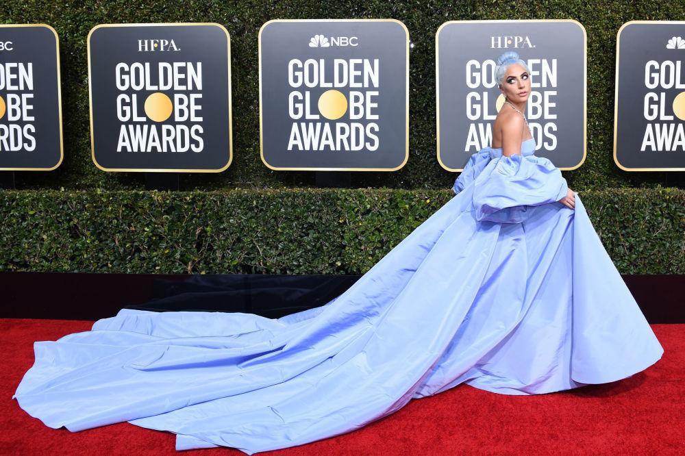 Najlepsza aktorka w filmie dramatycznym Lady Gaga