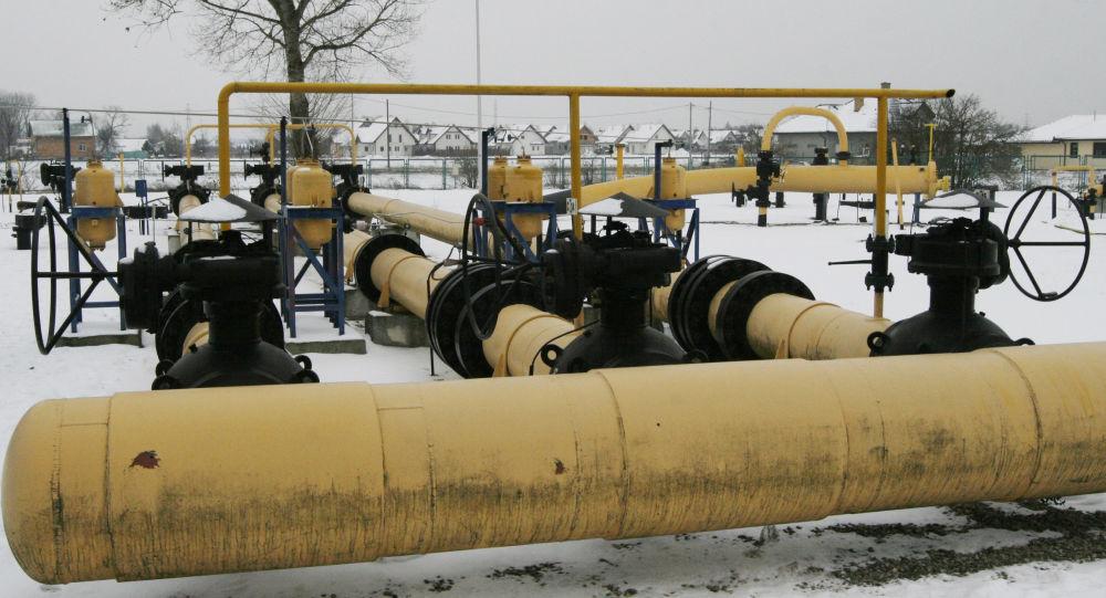 Terminal przeładunkowy gazu ziemnego z Rosji niedaleko Warszawy