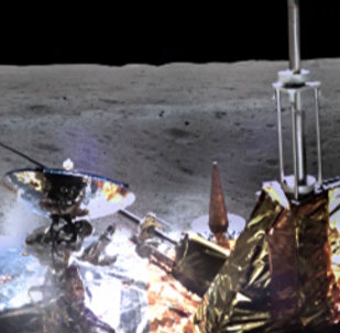 Zdjęcia z obrotnej strony Księżyca