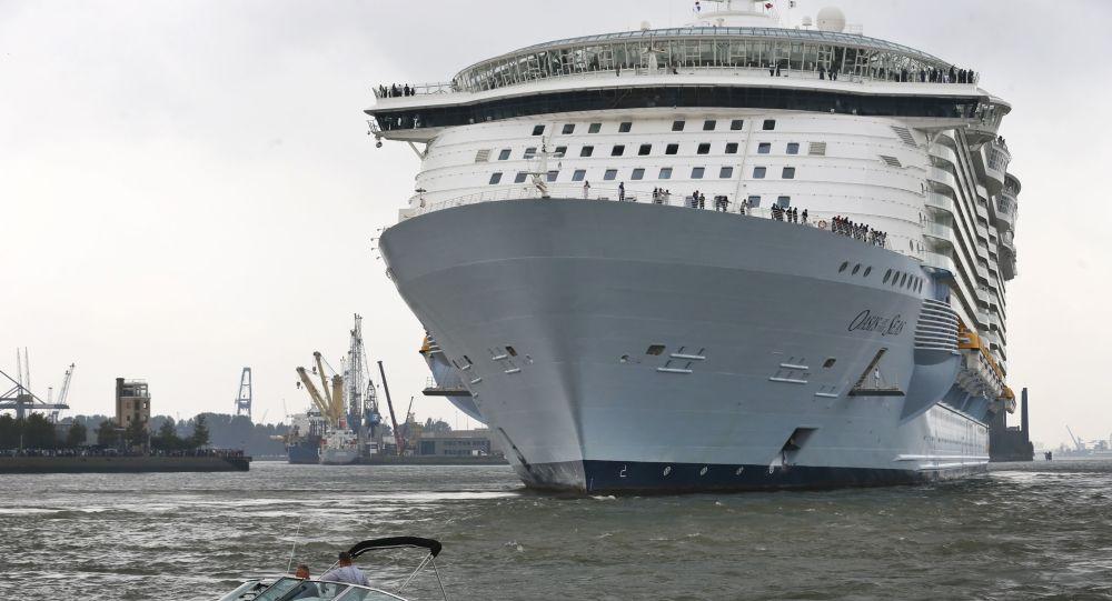 Statek wycieczkowy Oasis of the Seas