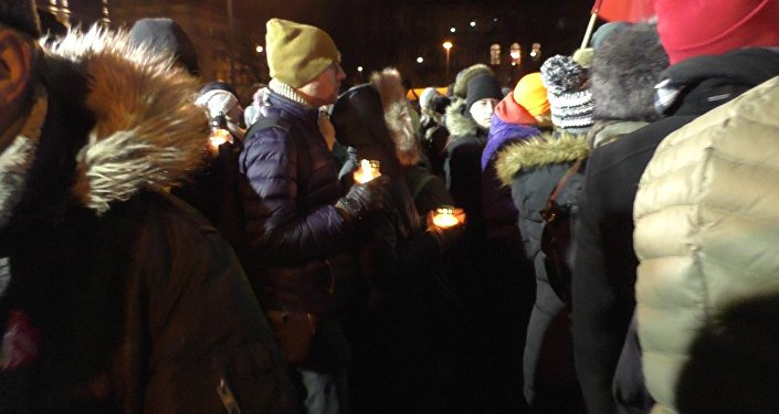 Marsz przeciw nienawiści