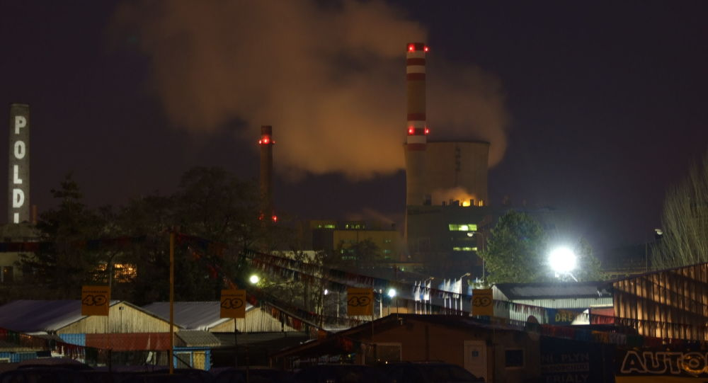 Czeski przemysł ciężki został zniszczony dla UE