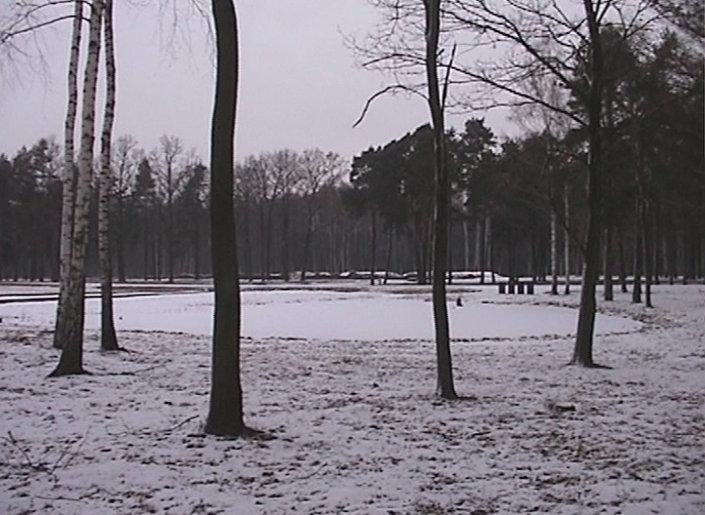 Mirosław Bałka, Winterreise, 2003