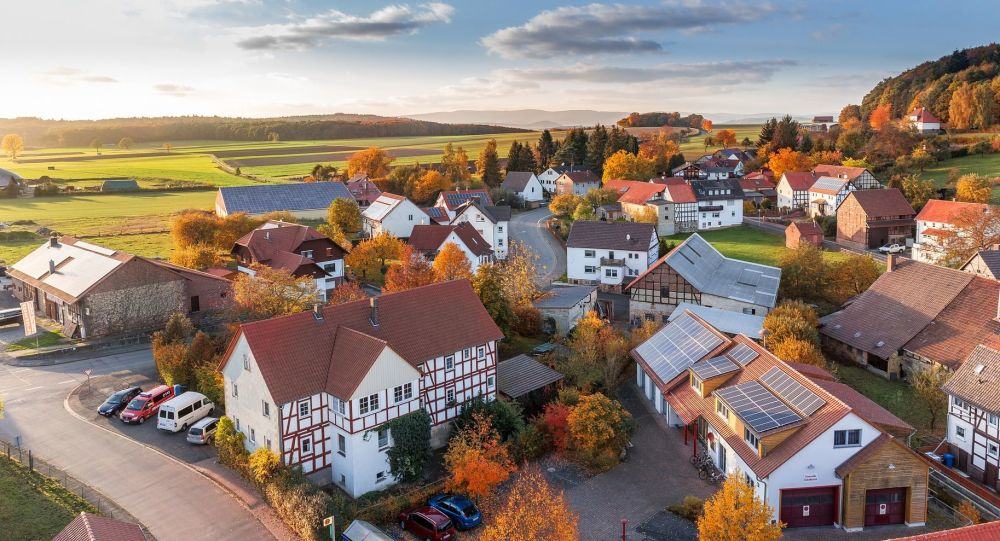 Niemiecka wieś