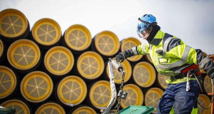 Projekt Nord Stream-2