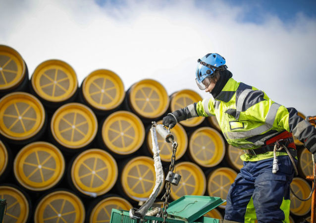 Projekt Nord Stream 2