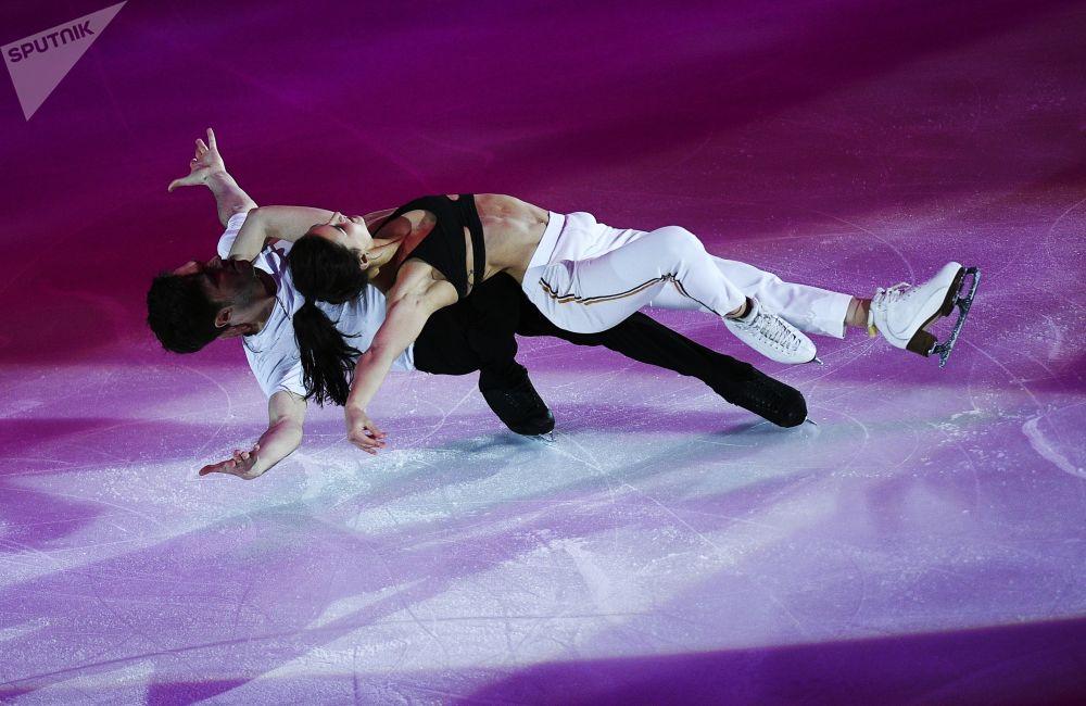 Występ ze striptizem Sofii Jewdokimowej