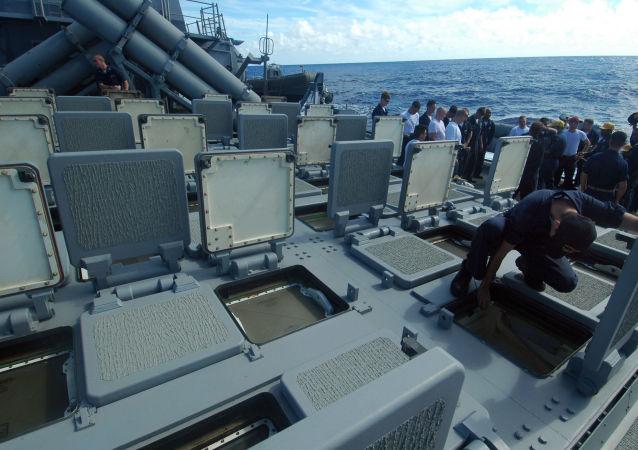 Zunifikowana amerykańska okrętowa wyrzutnia rakietowa dla pocisków kierowanych Mk 41