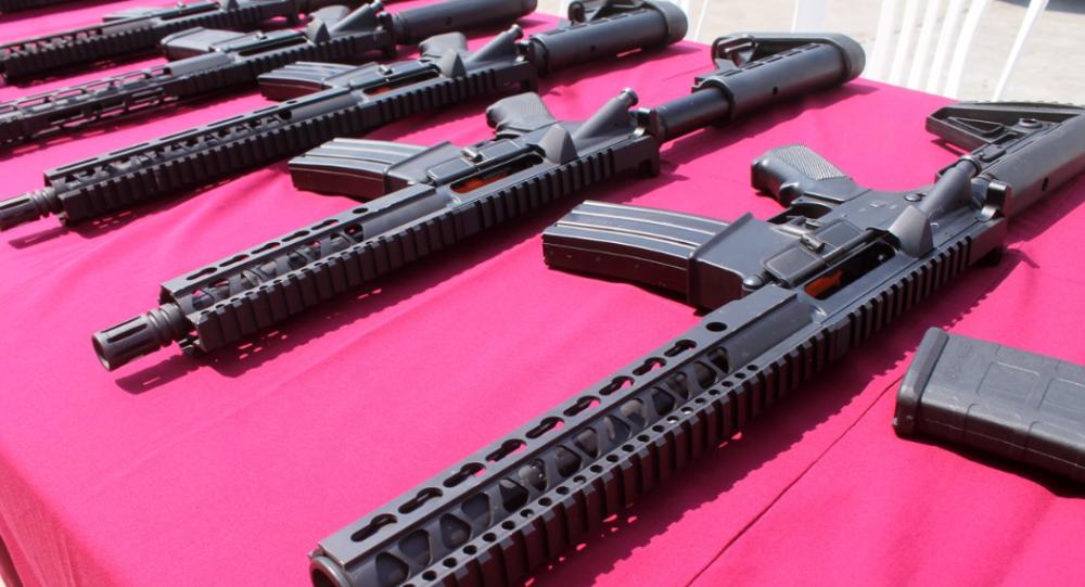Wenezuela, broń z USA